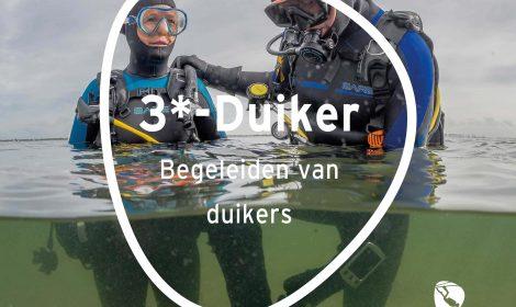 NOB 3* – De begeleidende duiker