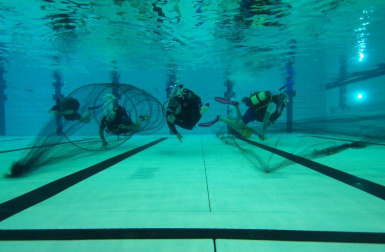 Veilig leren duiken!