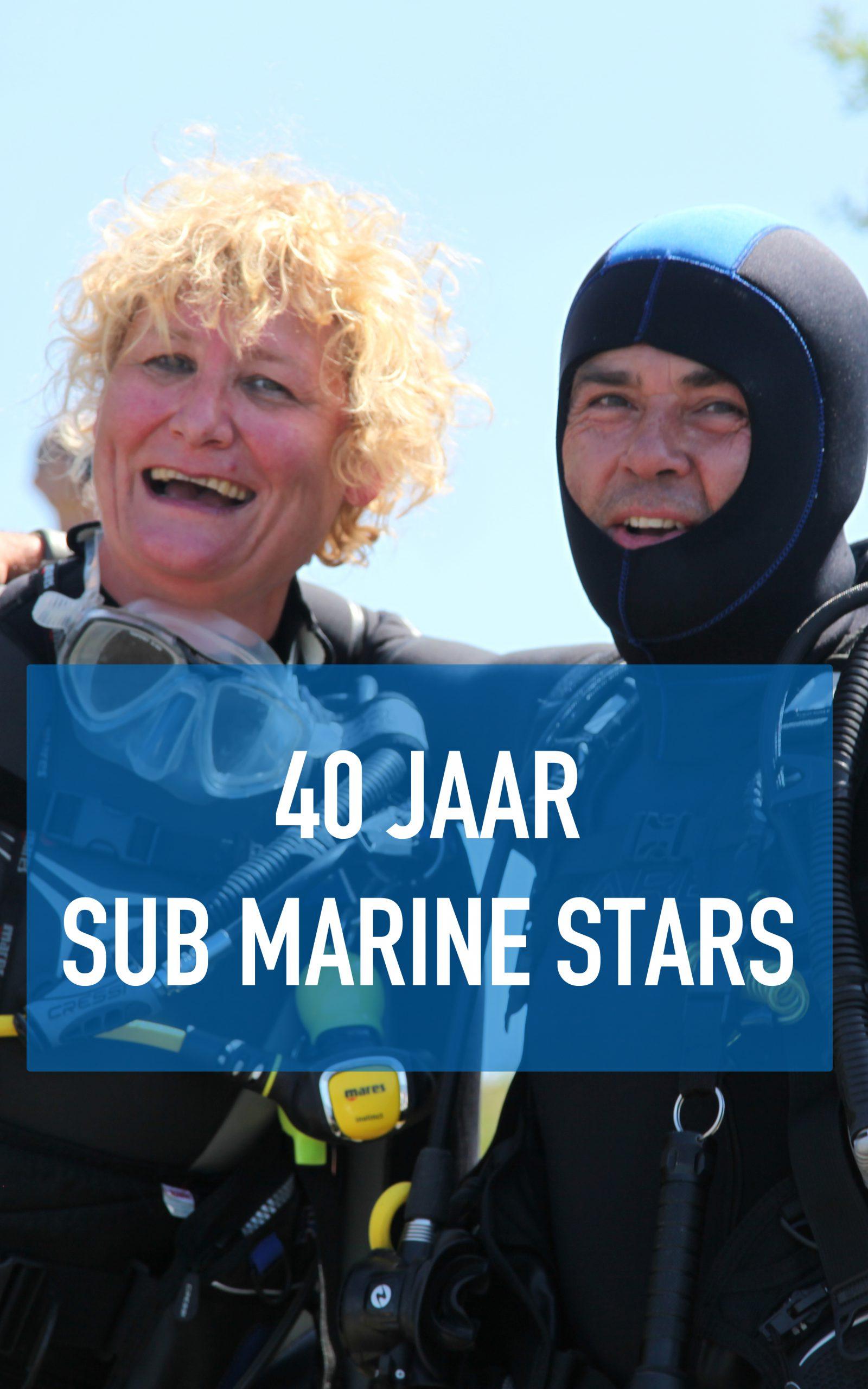 40 jaar Sub Marine Stars