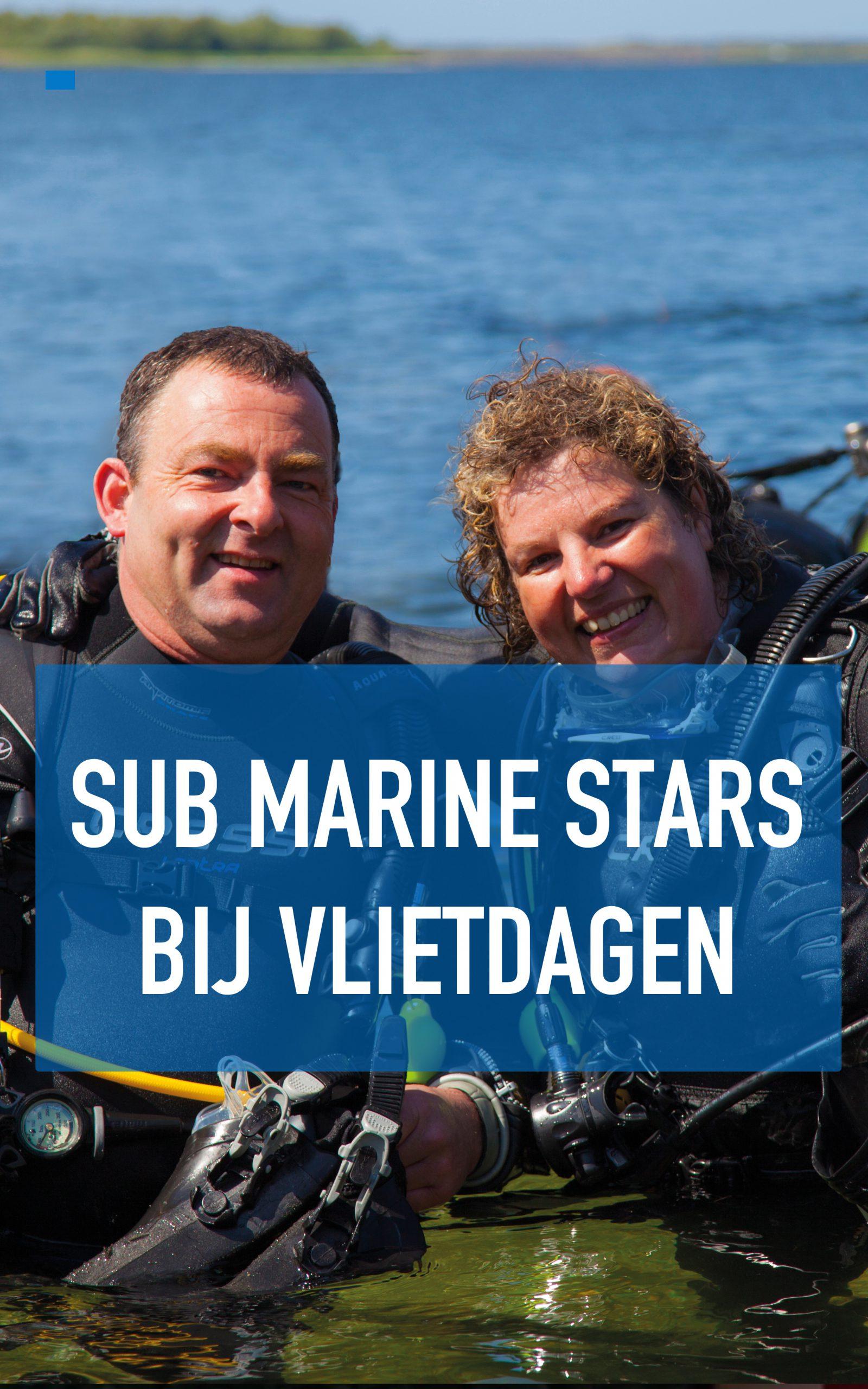 Sub Marine Stars bij Vlietdagen